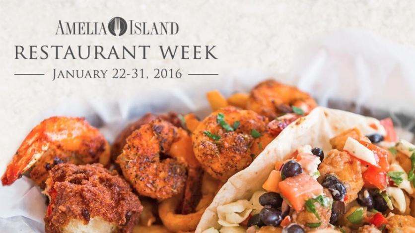 Amelia Island Restuarant Week 2015