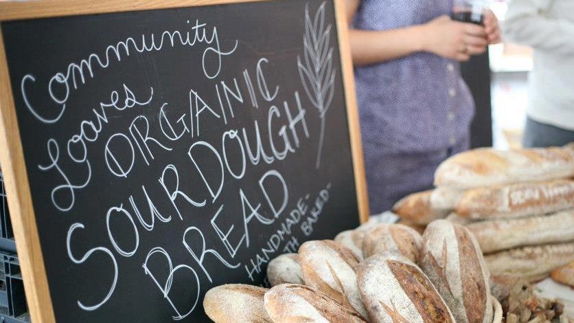Learn to make sourdough bread