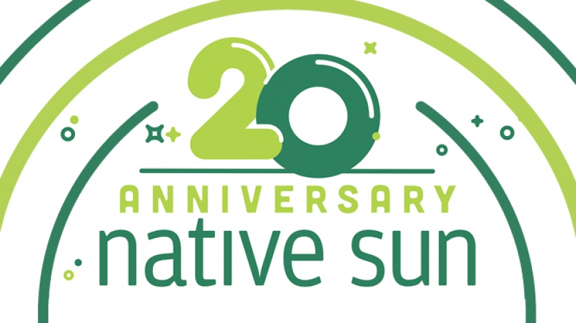 Native Sun 20th Anniversary