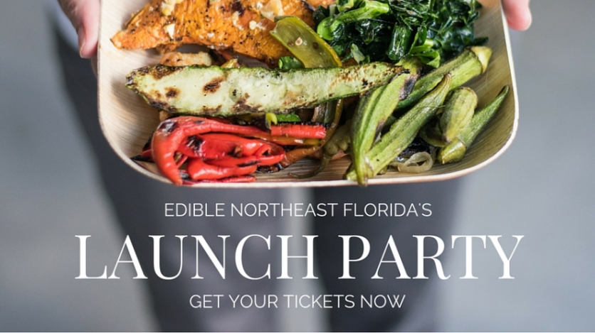Edible Northeast Florida invites you to Sunday supper a celebration and launch party