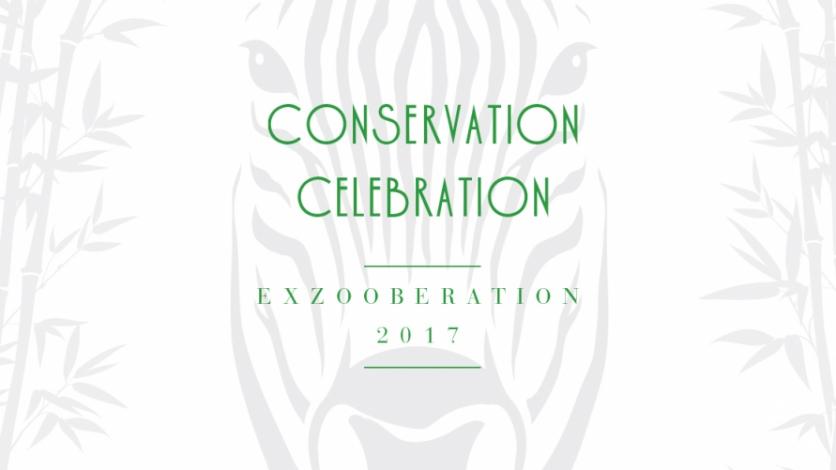 Conservation Celebration at ExZooberation 2017