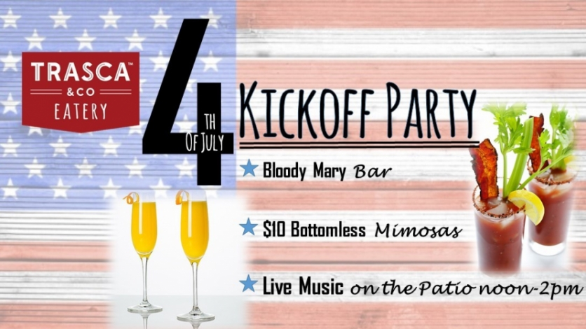 Trasca & Co Independence Day Kickoff Party