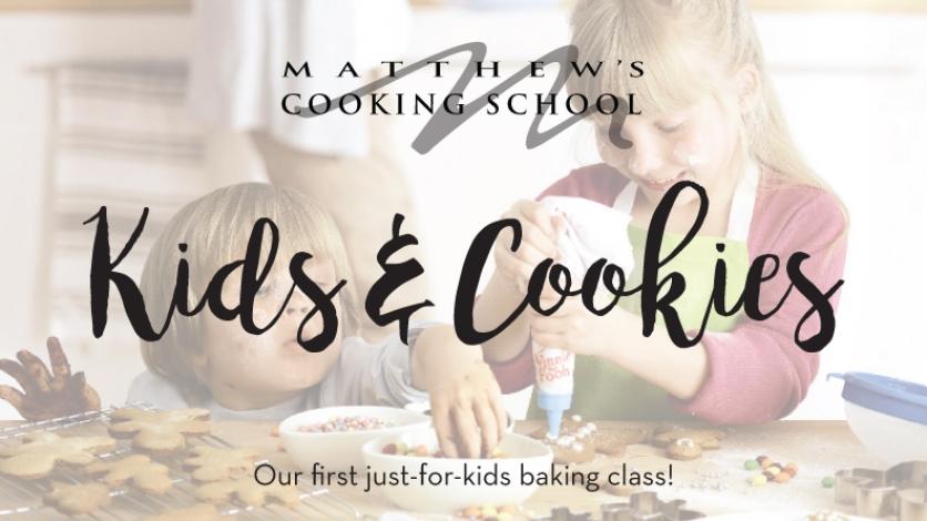 Kids & Cookies