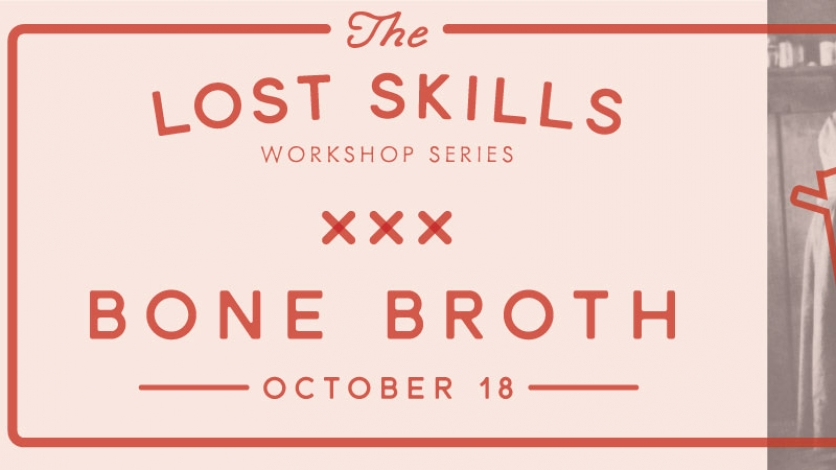 Lost Skills Bone Broth