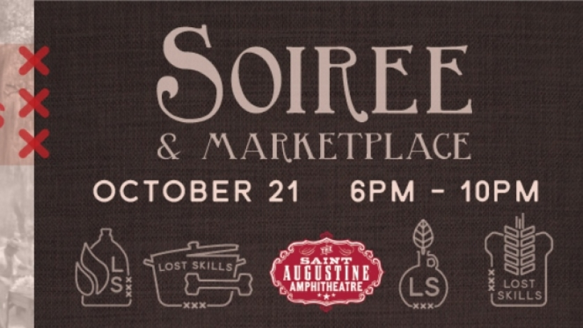 Lost Skills Soiree and Marketplace