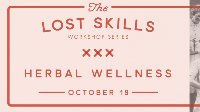 Lost Skills Herbal Wellness