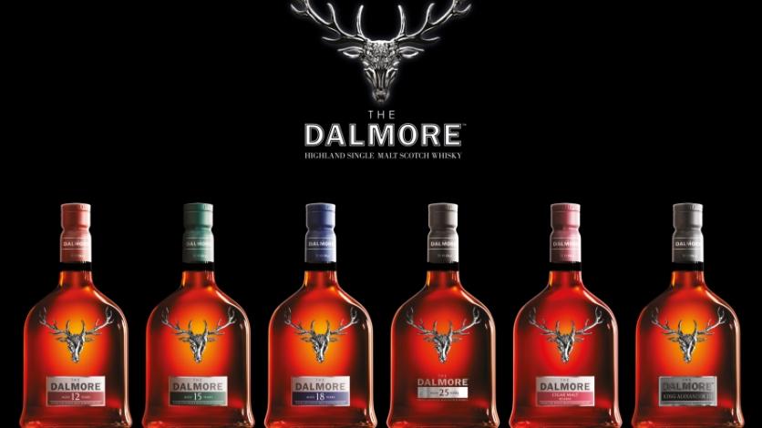 The Dalmore Principal Collection