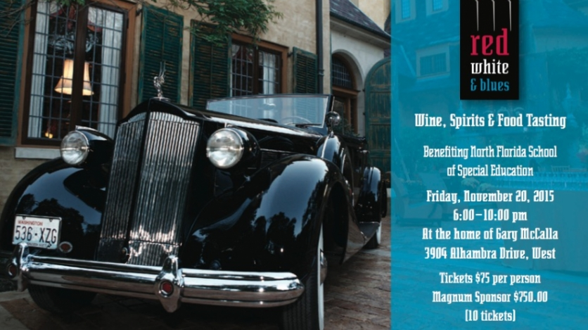 Red White and Blues Charity Event to Benefit the North Florida School