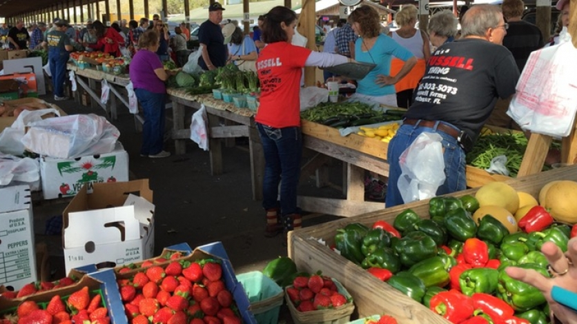 Best practices at farmers markets