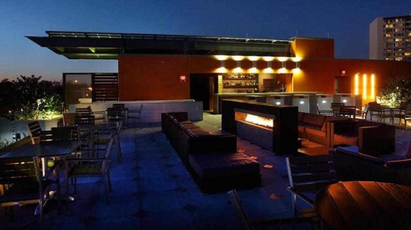 Black Sheep Restaurant Rooftop Wine Dinner