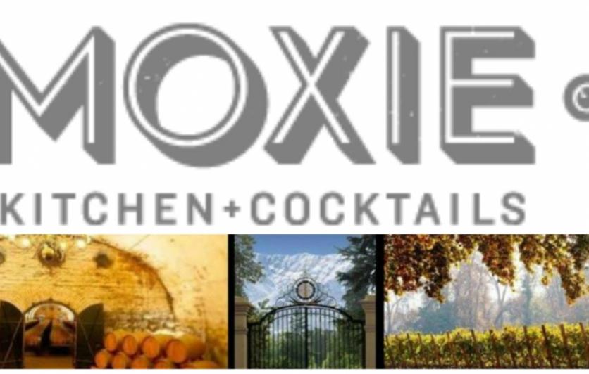 Chilean wine dinner at Moxie
