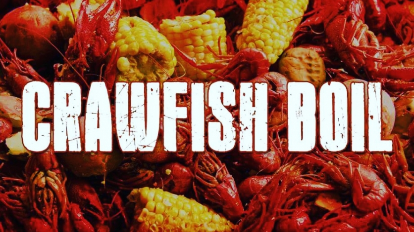 Crawfish Boil with Teal City Traditions