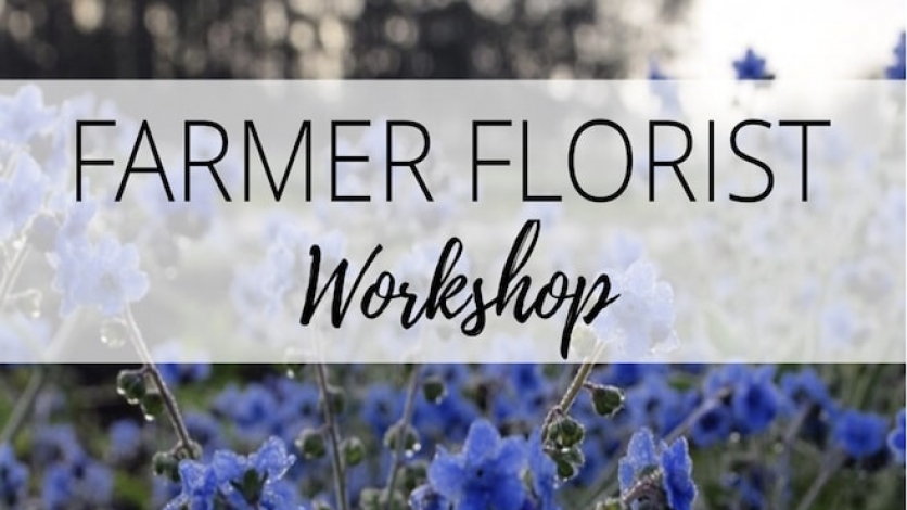 farmer florist workshop