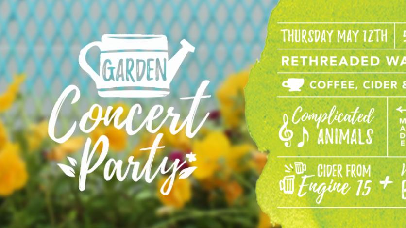 Garden Concert Party