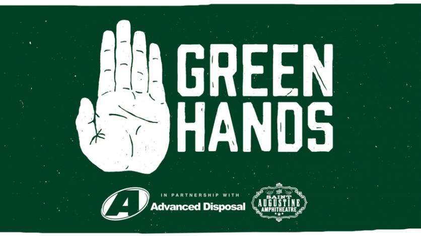Green Hands St. Augustine Amphitheatre