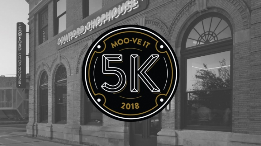 Second Annual Moo-Ve It 5K
