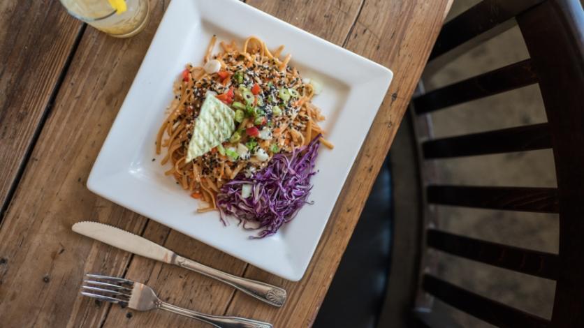 Cafe Karibo Noodle Salad