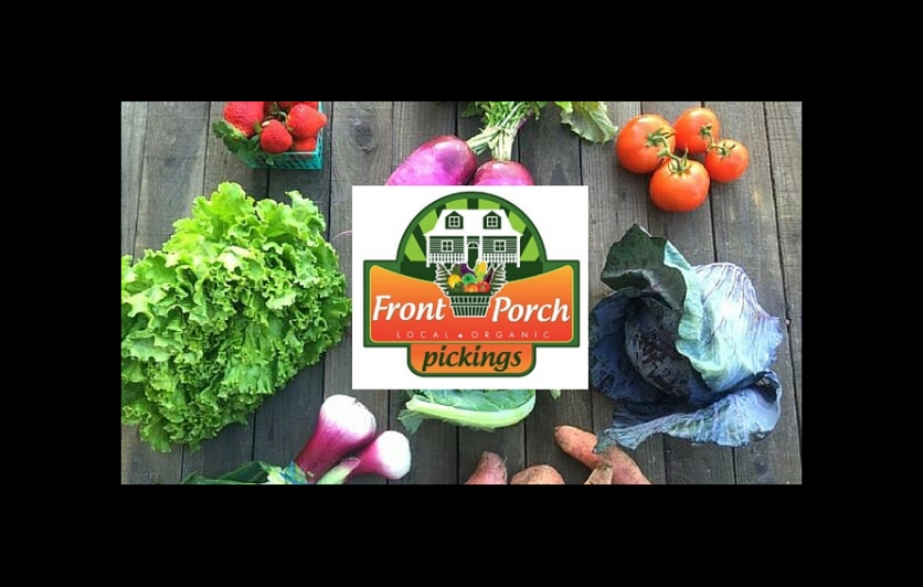 Front porch pickings home delivery vegetable service jacksonville florida