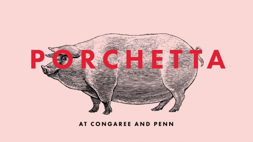 Porchetta Pig Roast