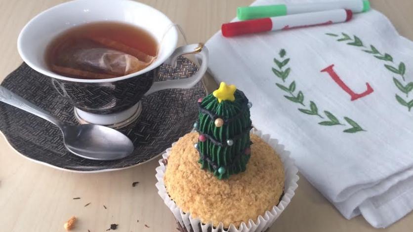 Ladies Tea at Lulis Cupckaes