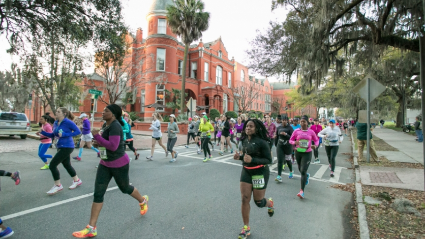 Publix Savannah Half Marathon