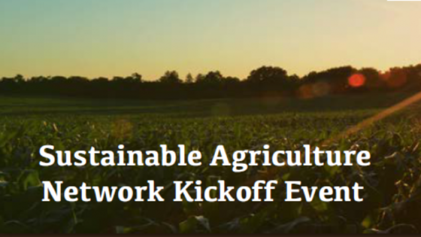 Sustainable ag event