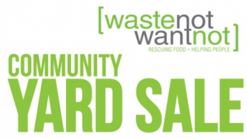 Huge Community Waste Not Yard Sale October 1st, Orange Park, FL