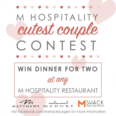 M Hospitality Cutest Couple Contest