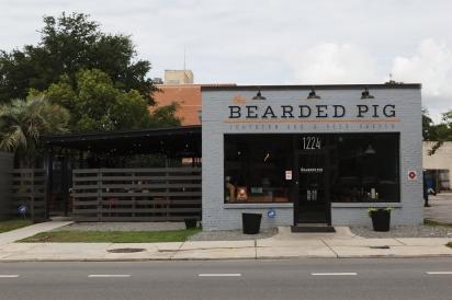 the bearded pig BBQ in Jacksonville