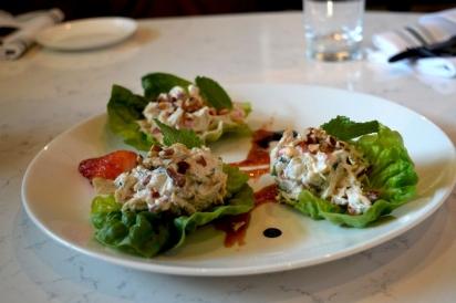 Chicken Salad at Il Desco