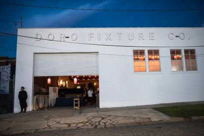 the doro fixtures building in jacksonville