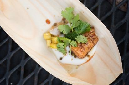 Dish at Fish to Fork