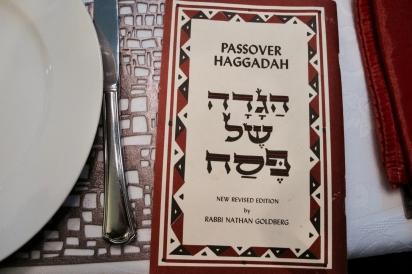 Passover Haggadah book