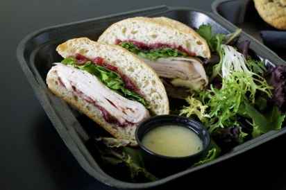 Turkey Sandwich from Taverna