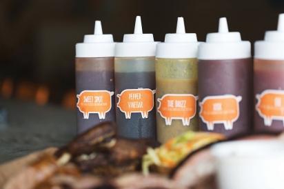 bearded pig sauces