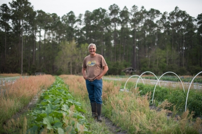 Simon Hoek Spans at Urban Folk Farm