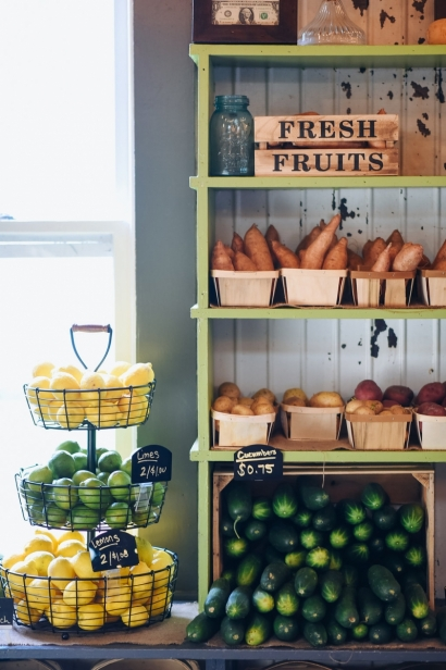 fresh florida produce
