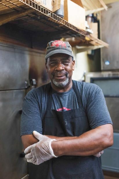 Pitmaster of Bonos BBQ in Jacksonville