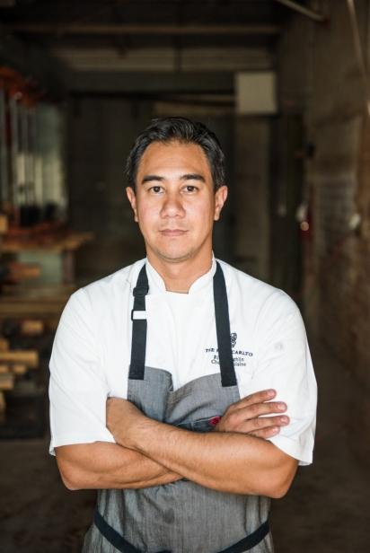 Chef Rick Laughlin of the Ritz Carlton Amelia Island