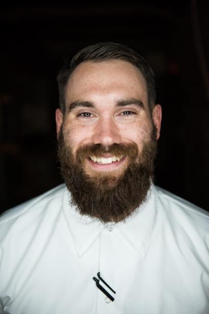 Chef Waylon Rivers of Black Sheep Restaurant