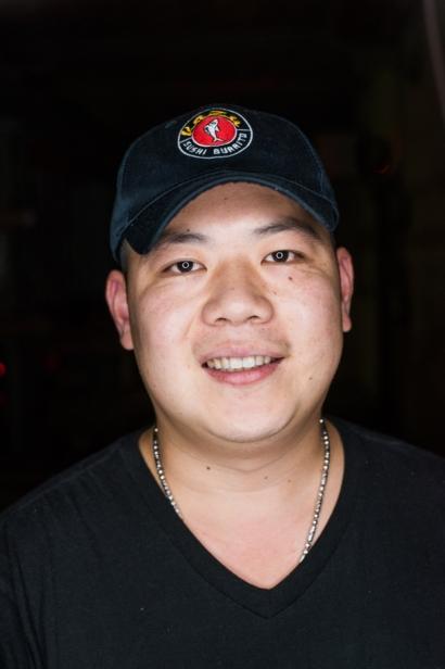 David Chen of Kazu Burrito