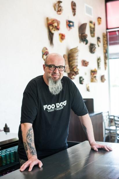 Chef Howard Kirk