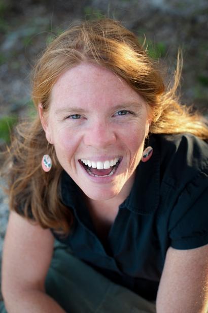 Amy Robb publisher of edible northeast florida magazine headshot