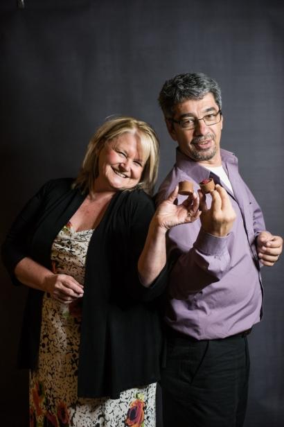 Teresa and Mark Markarian