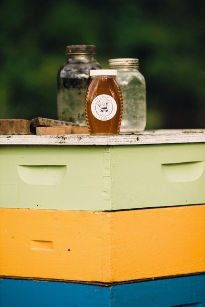 Local Honey from Northeast Florida bee hives