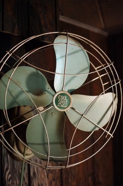 Fan at cross creek
