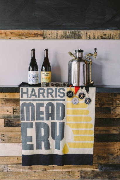Harris Meadery Sign