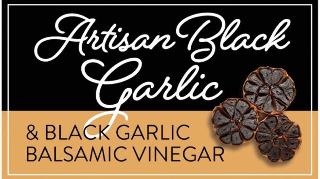 artisan Black Garlic logo northeast Florida