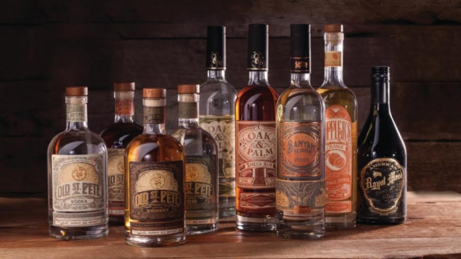 St. Petersburg Distillery Spirits Florida