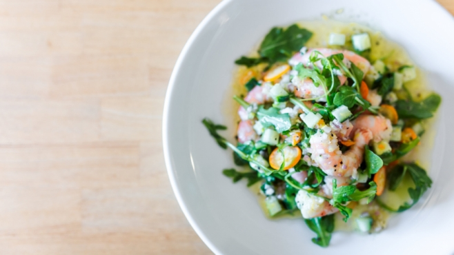 Mayport Shrimp Salad